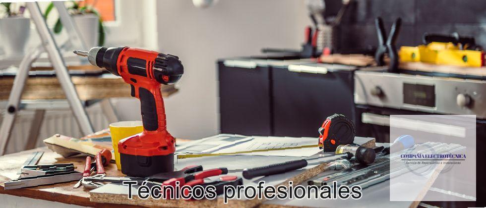 Servicio técnico profesionales