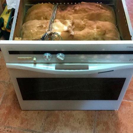 reparación de cocina