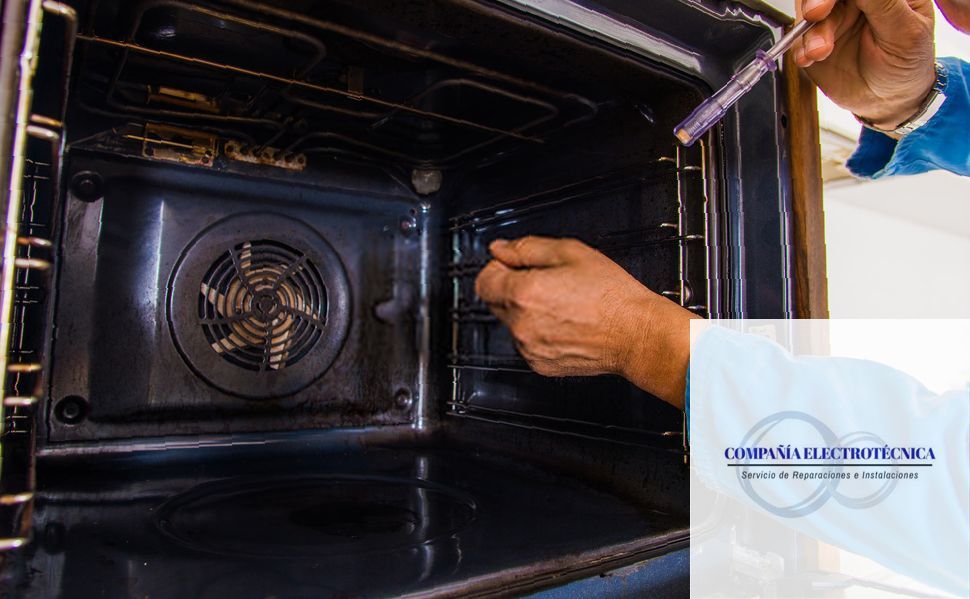 Service de hornos y cocinas