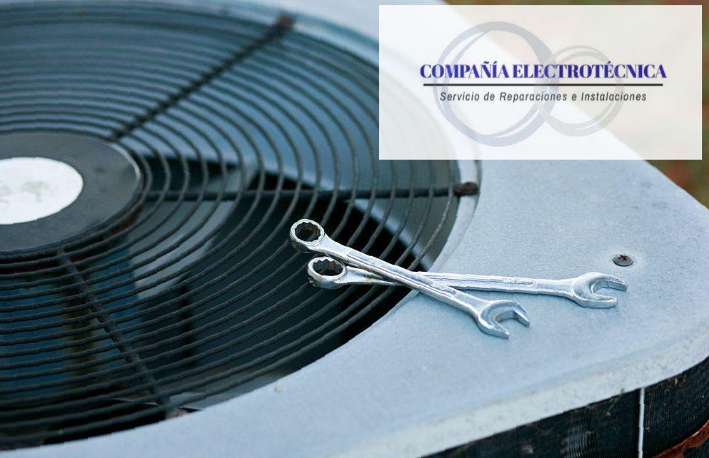 servicio técnico de aire acondicionado central